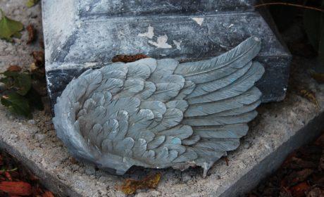Pożegnanie z aniołem stróżem
