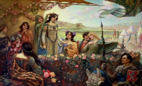 Pożegnanie z Lancelotem